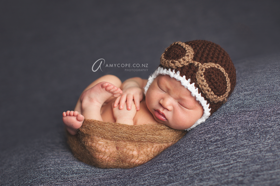 Newborn boy photography amy cope photography